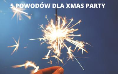 Christmas Party. Czy znasz zasady związane z imprezami, co można odpisać a co nie?