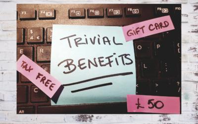 Trivial benefits