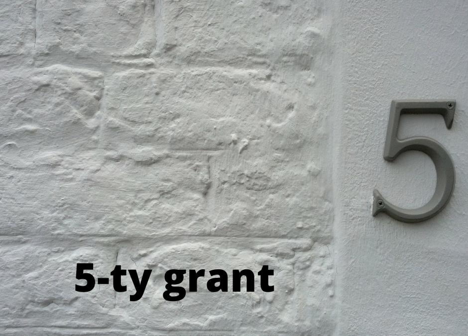 5-ty GRANT
